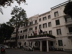 Hôtel Métropole de Hanoï, style colonial