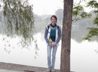 Au lac de l'épée (Hoan Kiem - Hanoï)
