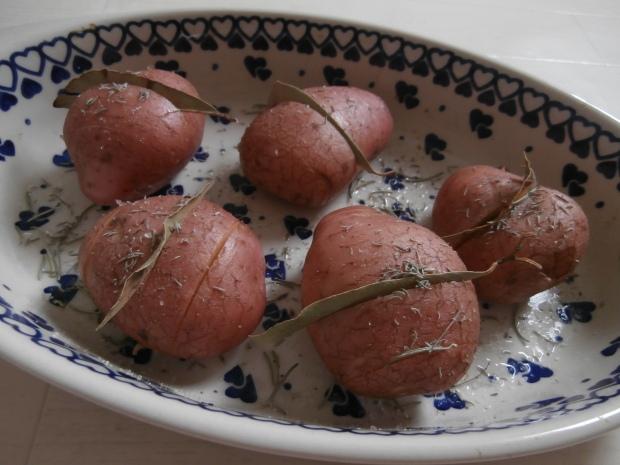 Pomme de terre rose à la Suédoise