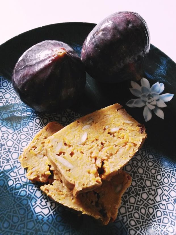 Cake carotte graines