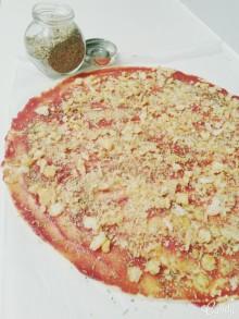 Croissants apéro tomate thym