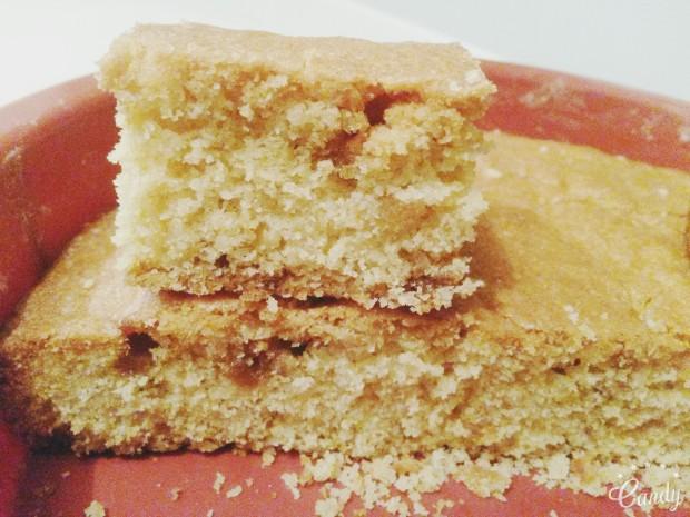 Fondant caramel et noix de coco