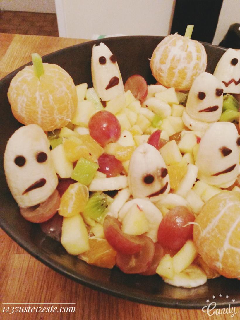Salade de fruits hantée