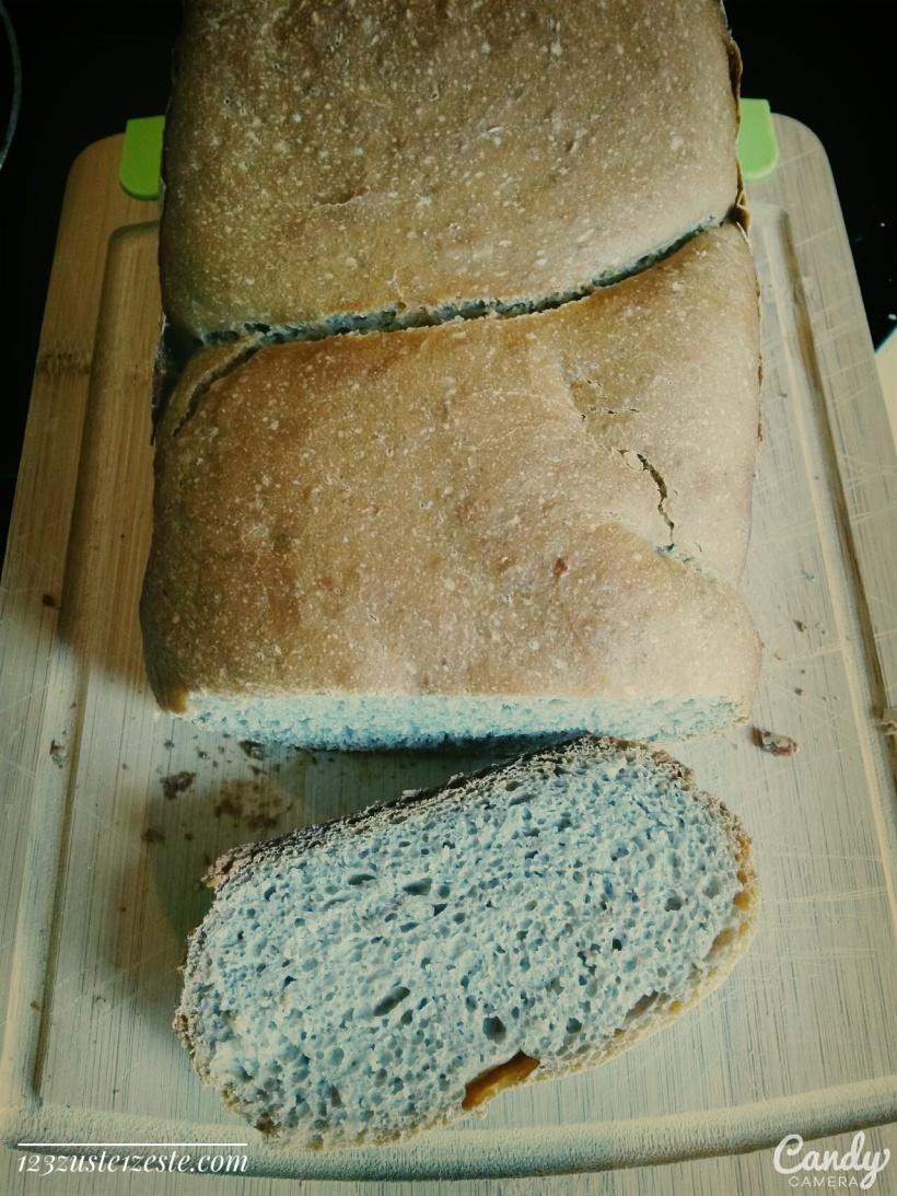 pain complet aux trois farines (MAP)