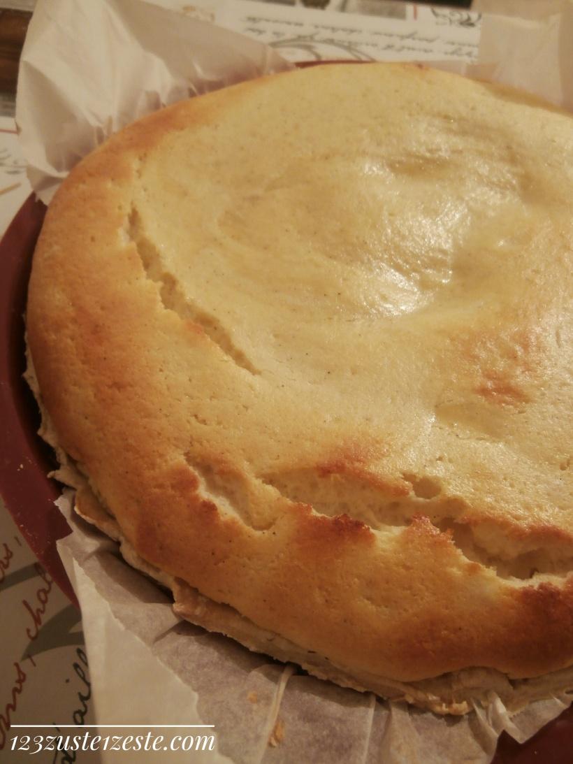 Tarte Alsacienne au fromage blanc au citron