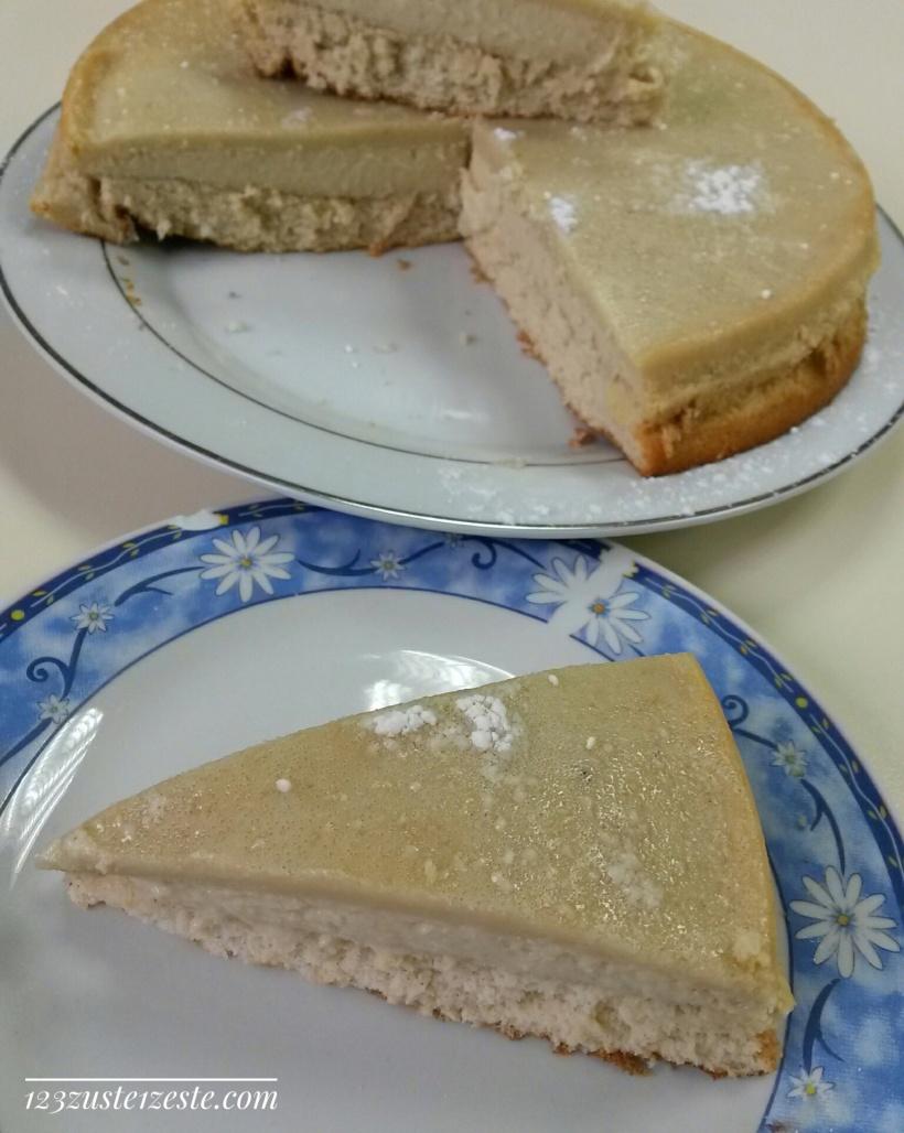Gâteau magique au miel et aux épices