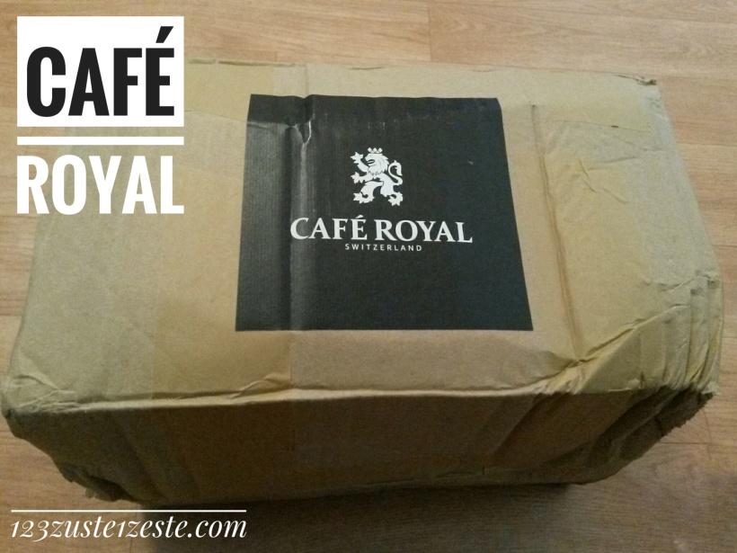 Café Royal, le colis 2