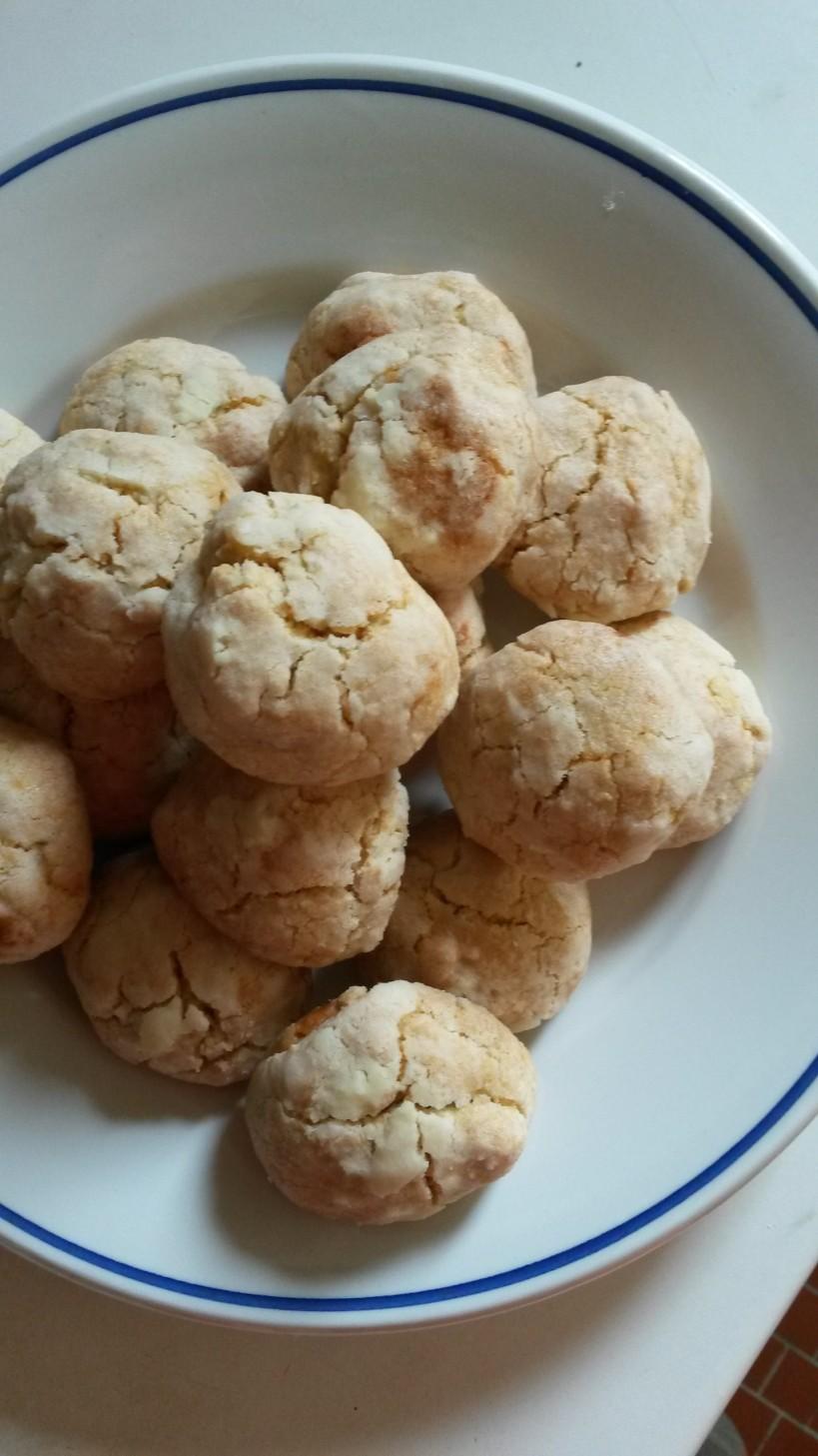 Crinkles au beurre de cacahuètes