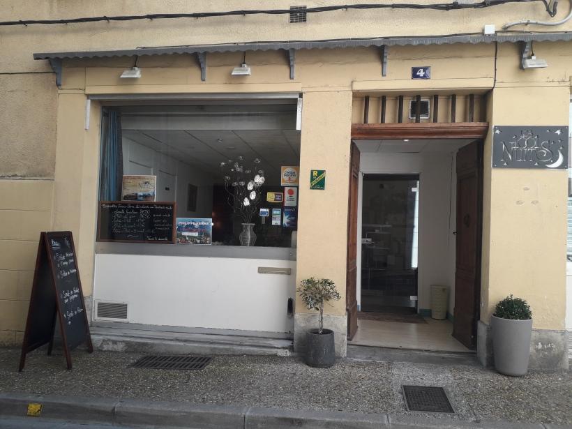 Restaurant Franco Perse Les 1001 nuits à Foix