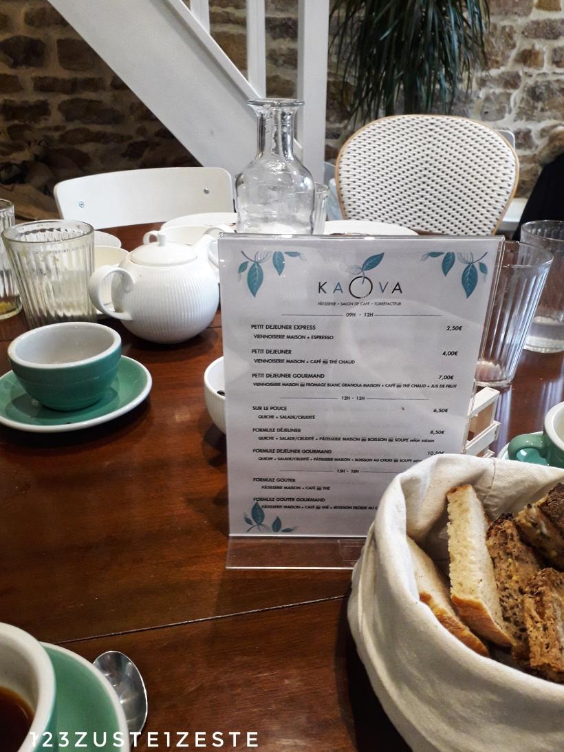 Mange ton Lyon- Brunch au Kaova Café