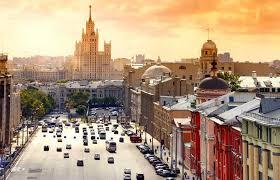 St Pétersbourg Avril 2018