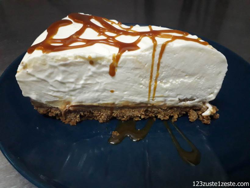 Banoffee Cheesecake sans cuisson