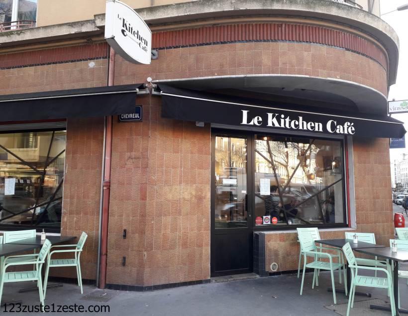 Kitchen café Lyon